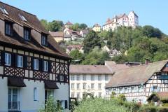 Historische Fachwerkhäußer in Egloffstein