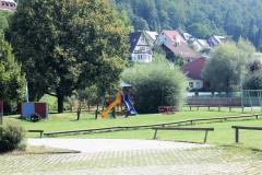 großer Kinderspielplatz in Egloffstein