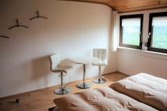 gemütliches Schlafzimmer - Ferienwohnung - Haus Talblick