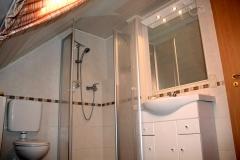 Badezimmer - Ferienwohnung - Haus Talblick