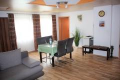 komfortables Wohnzimmer - Ferienwohnung - Haus Talblick